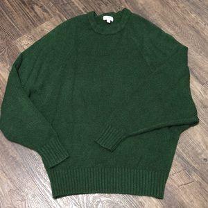 Umgee Oversized Dolman Sleeve Sweater